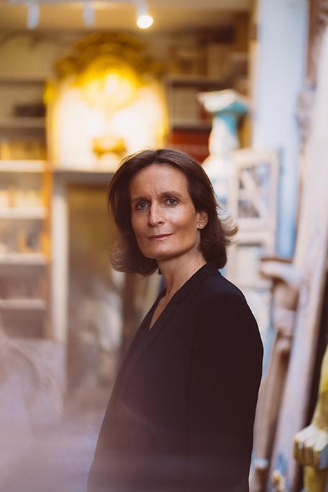 Angélique Féau, Directrice administrative et financière Féau boiseries
