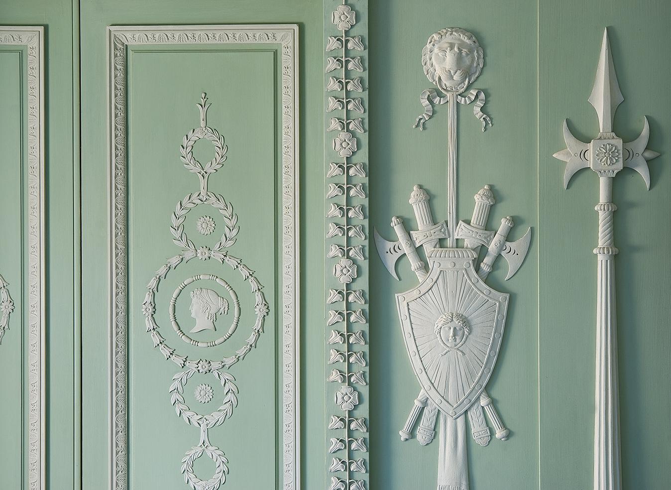 Empire woodwork prestige dining room