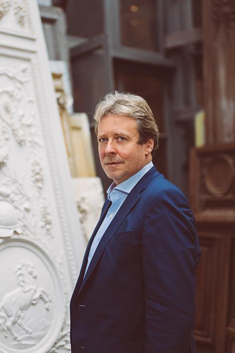 Guillaume Féau, Directeur général Feau Boiseries