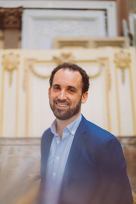 Samuel Mathieu, Dessinateur projeteur Féau boiseries