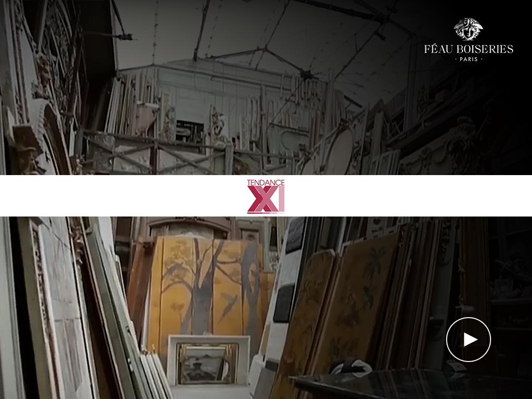 Tendance XXI, 2017, reportage TV sur Féau Boiseries