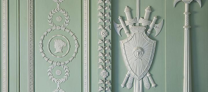 Féau's 4 decorative styles
