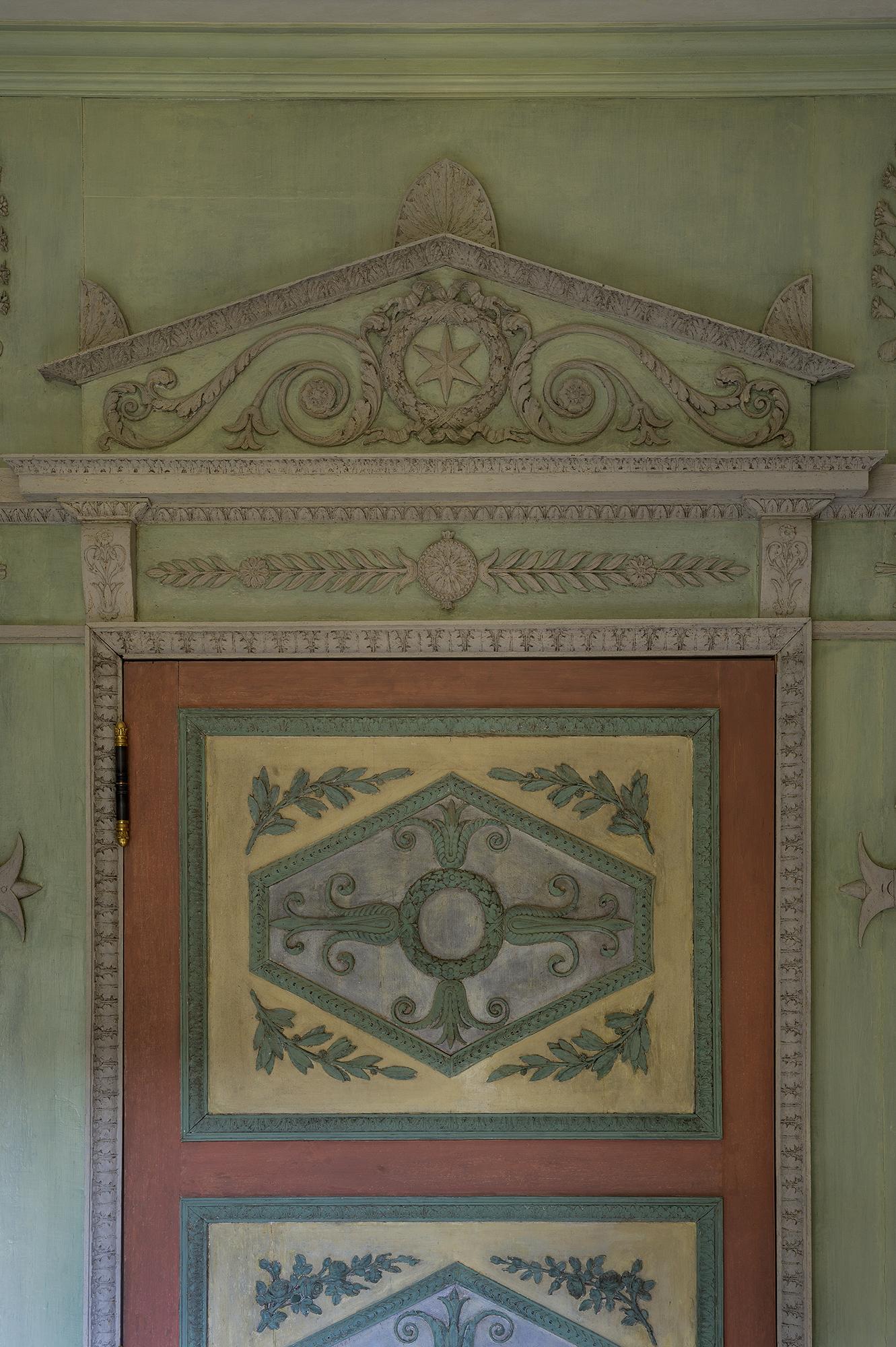 Percier & Fontaine original in a Florentine palazzo