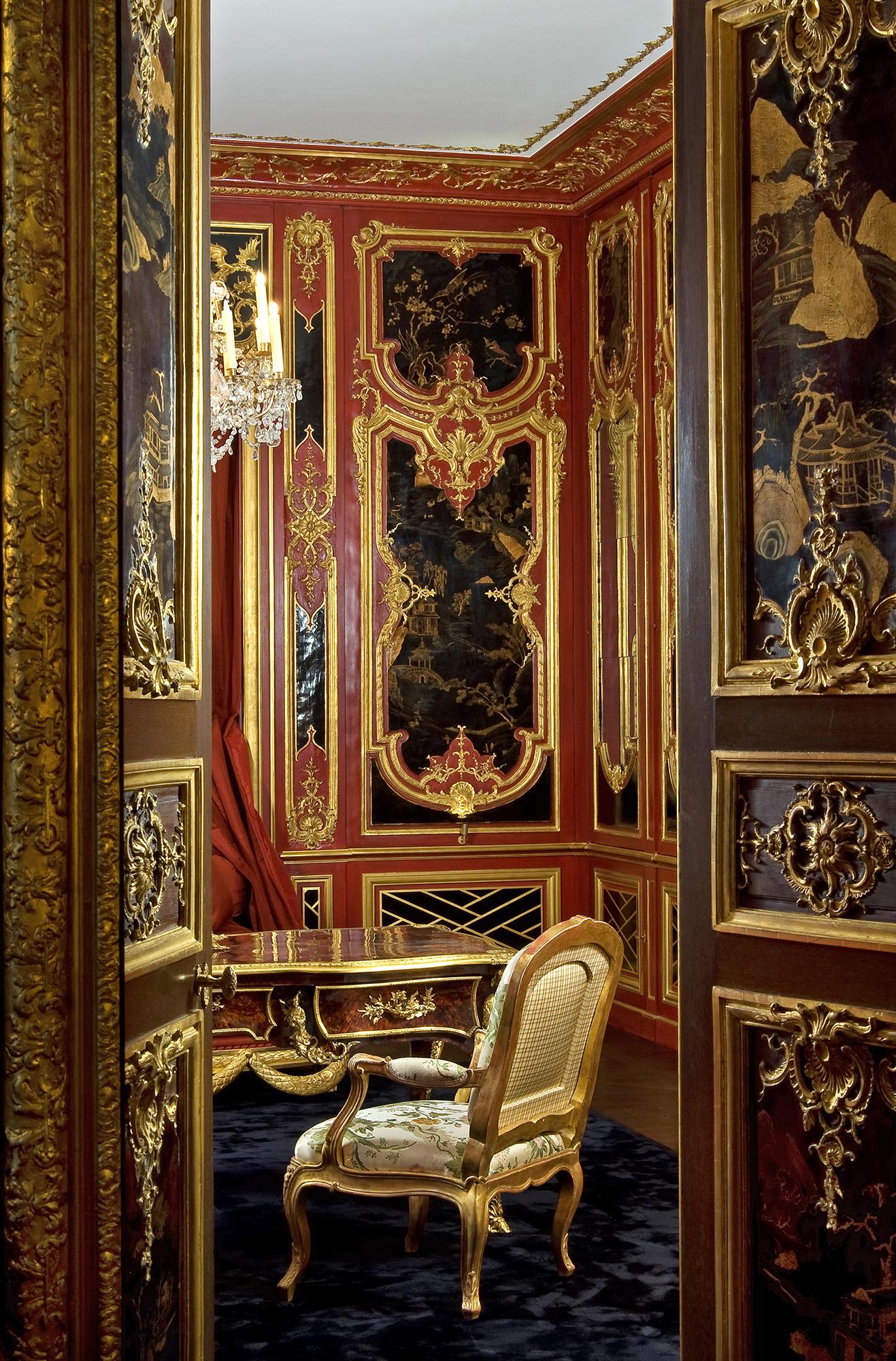 Villa Primavesi de Josef Hoffmann, Vienne