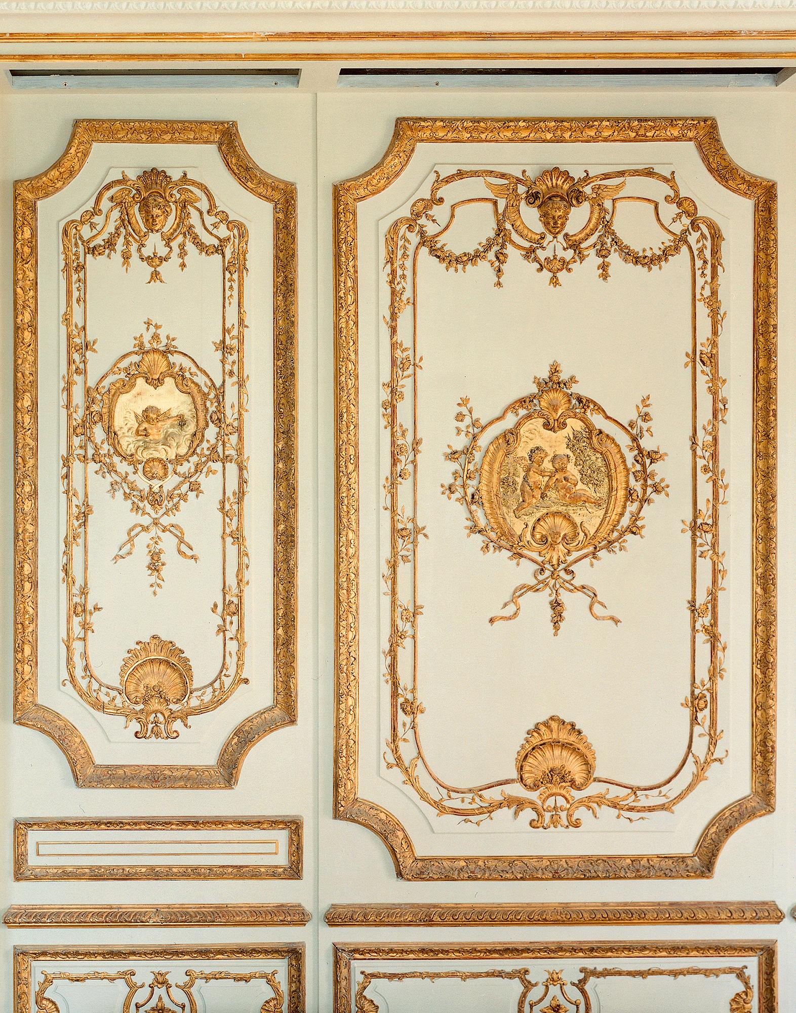 Chambre «Pompadour», Villa mythique du Cap Ferrat