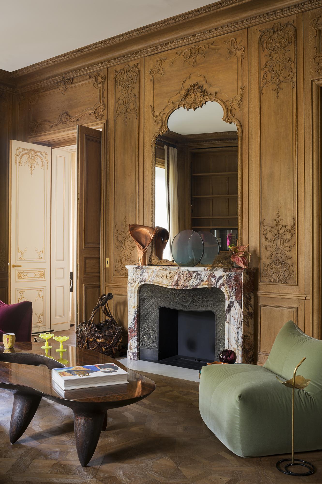 Appartement privé Place de l'Etoile à Paris