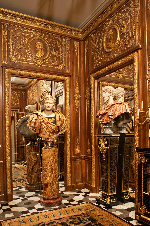 Salon Louis XIV, Galerie Kugel